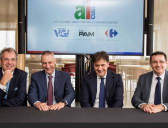 Aicube: dall'alleanza tra Carrefour, Pam e VéGé nasce un nuovo big nella Gdo italiana
