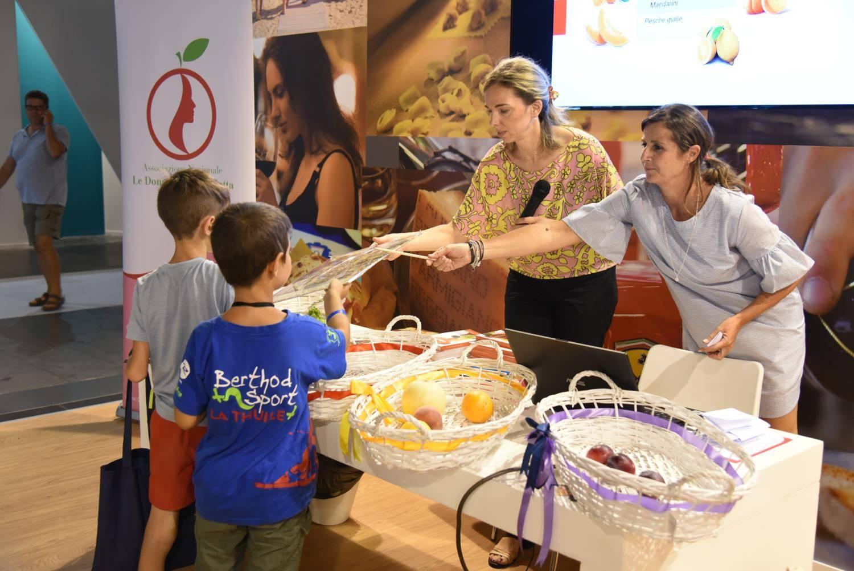 Fruit&Veg Educational Activity Donne dell'Ortofrutta