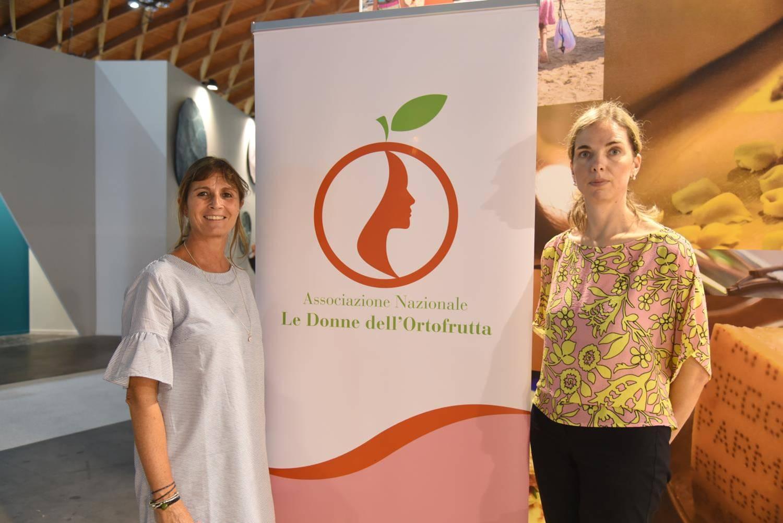 Donne dell'Ortofrutta Silvia Carpio eKatia Lupato