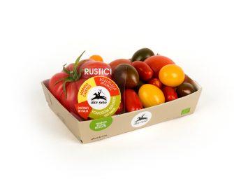 Pomodori Rustici Alce Nero: il biologico che fa tendenza per l'estate