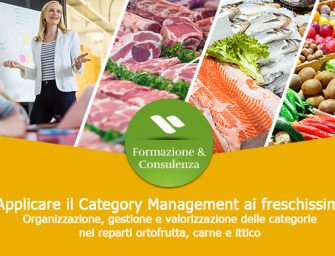 Come applicare il category management ai freschissimi: il corso di SGMarketing a Bologna