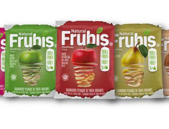 Frubis, gli snack di frutta croccanti sono pronti a conquistare anche il mercato italiano