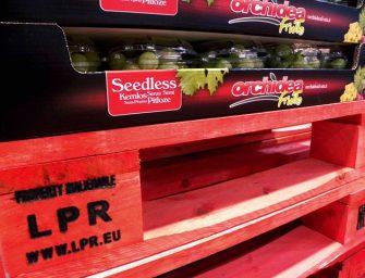 Orchidea Frutta rinnova il contratto con  LPR – La Palette Rouge