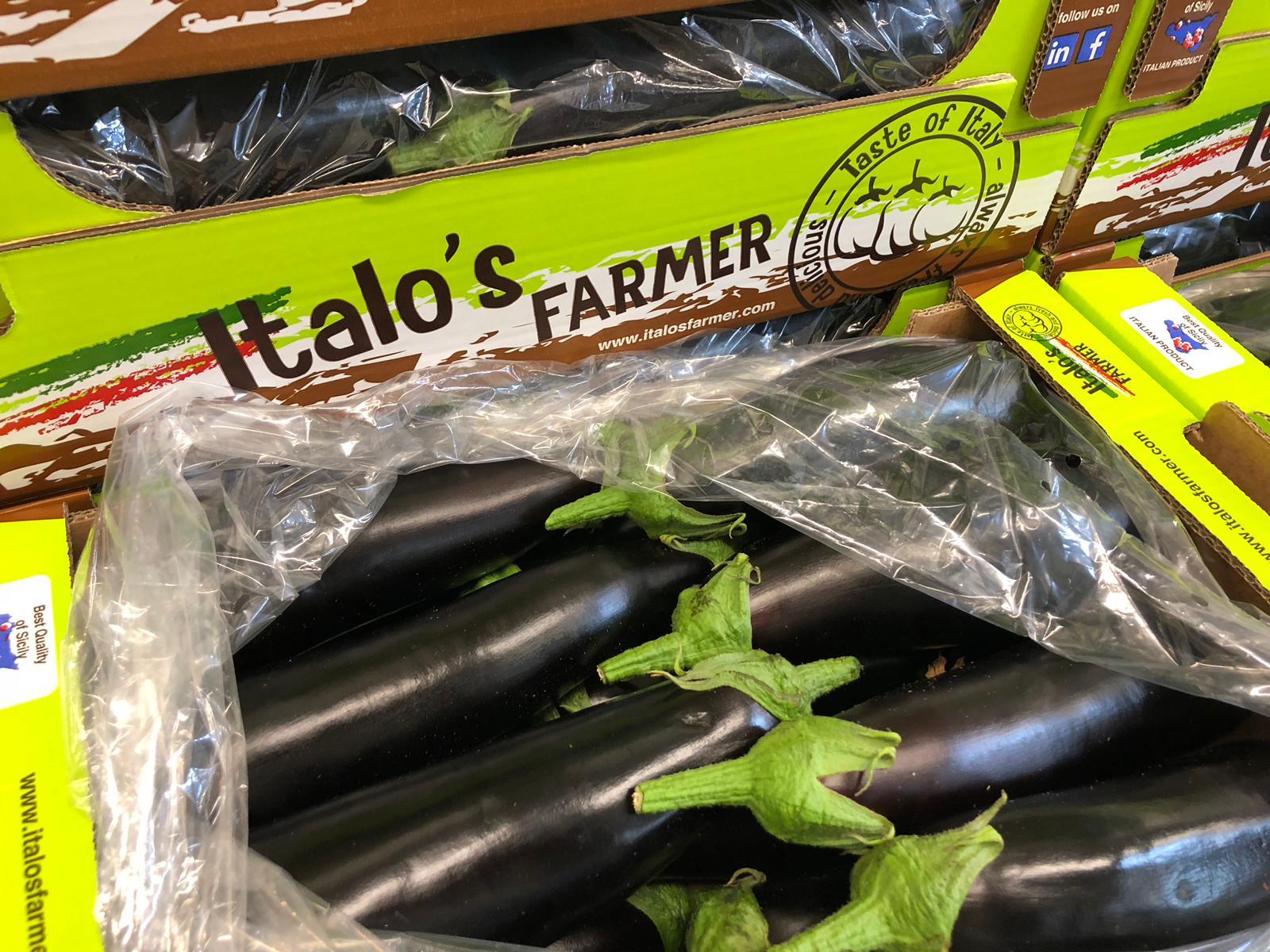 melanzana Italo's Farmer