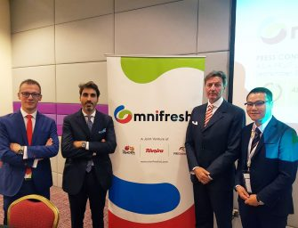 Omnifresh: suggellata ad Asia Fruit Logistica la joint venture tra Rivoira, Rk Growers e VI.P