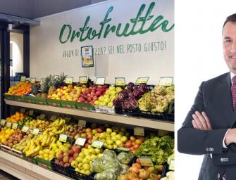 CRAI, Lorenzo Trovato è il nuovo Responsabile Acquisti Ortofrutta. Il gruppo festeggia 45 anni
