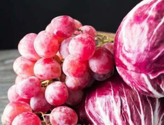 Frutta e verdura di stagione: Ortofrutta Italia parte da radicchio e uva da tavola