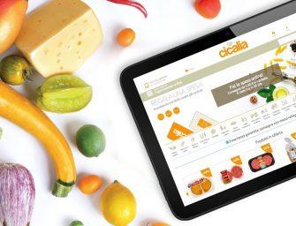 Cicalia, il supermercato online che consegna food & grocery in tutta Italia