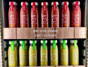 Innocent, il pioniere degli smoothies freschi di frutta sbarca in Italia