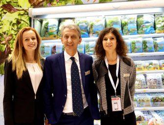 Da Mosca a Madrid, Mioorto promuove l'expertise nelle insalate di quarta gamma