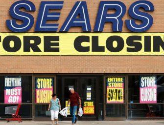 Crisi Gdo, crolla anche il gigante americano Sears. In chiusura oltre 180 negozi