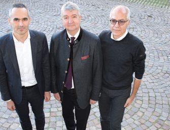 VOG, nuovo direttore. Da agosto 2019 Walter Pardatscher prende il testimone da Gerhard Dichgans