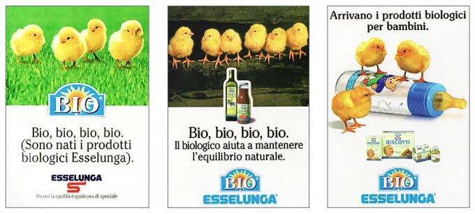 biologico Esselunga