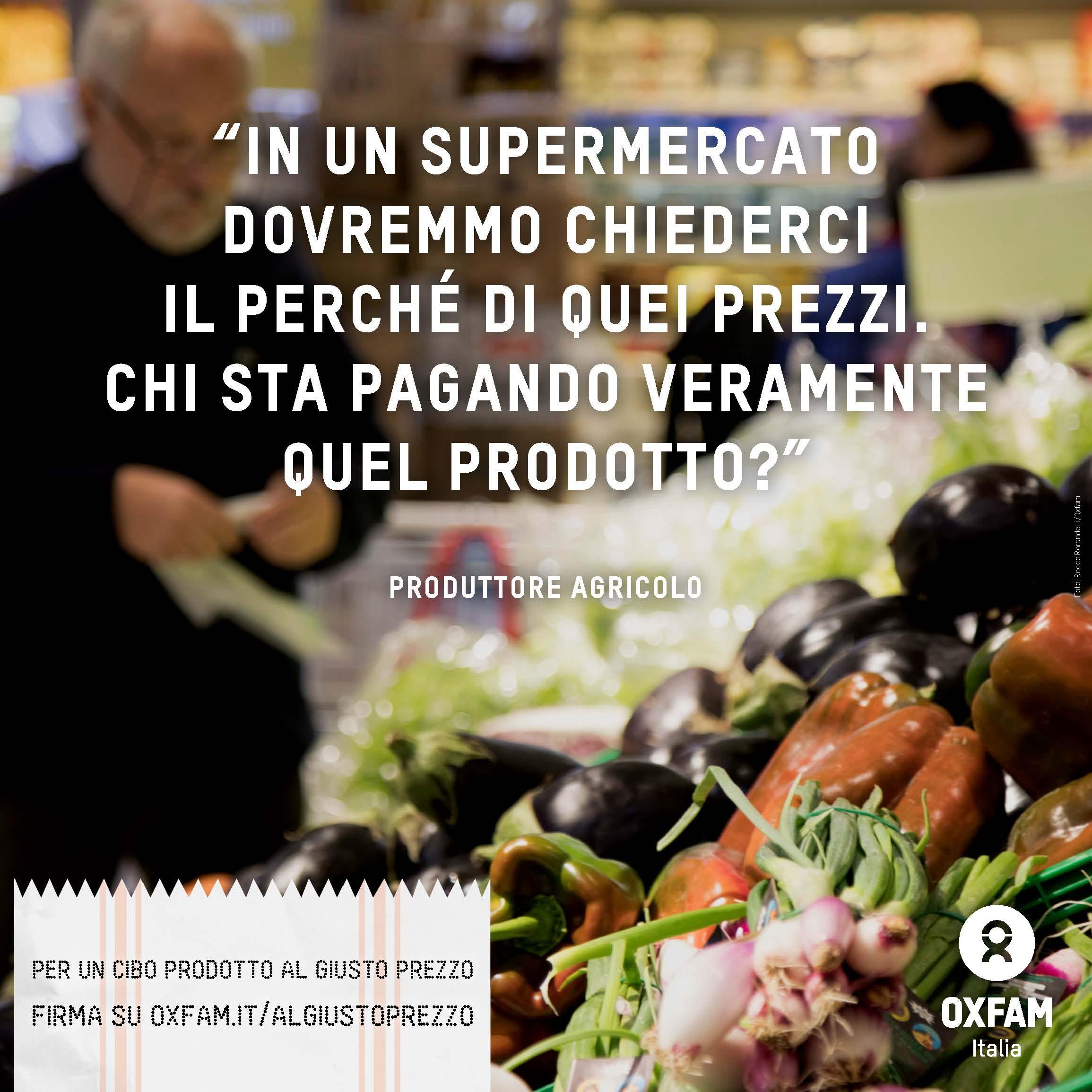 Oxfam indagine Gdo