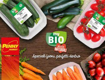 Penny Market lancia MyBio Bellezze Naturali: frutta e verdura biologiche brutte ma buone