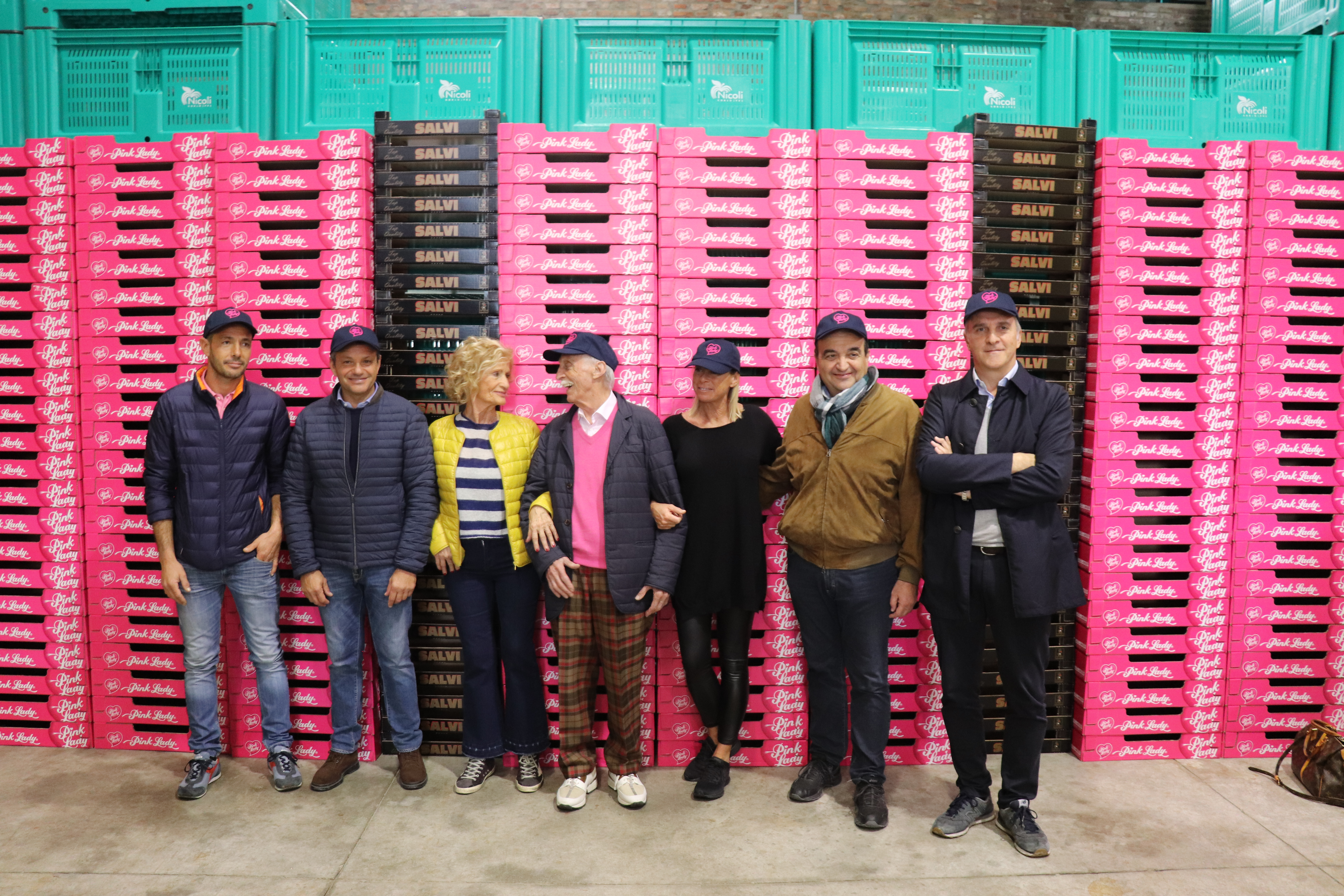 Pink Lady gruppo