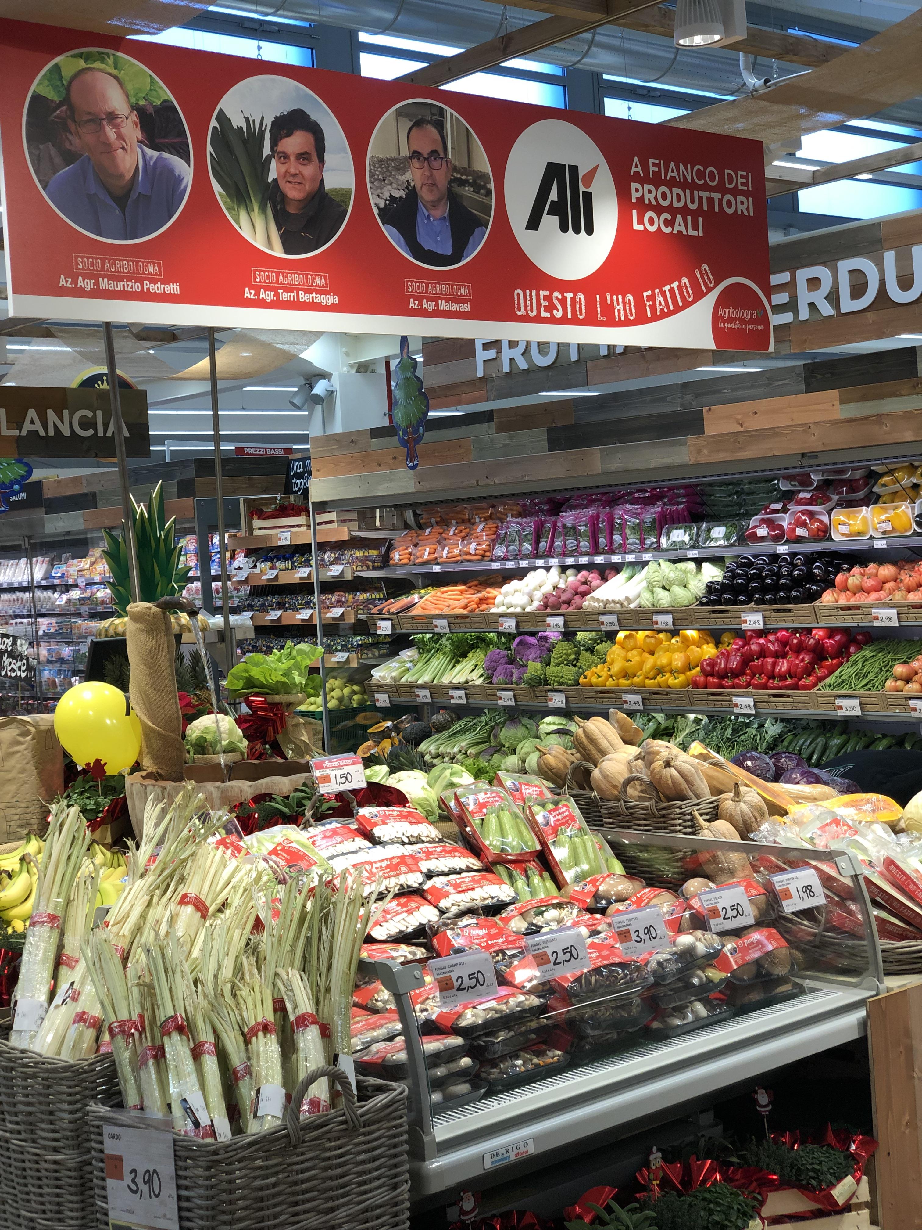 Alì Supermercati Bologna