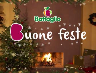 #MerryFruitmas: Battaglio celebra le festività natalizie con una video story