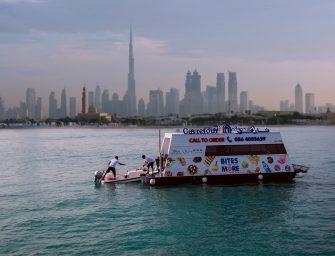 Carrefour lancia a Dubai Aqua Pod, il primo supermercato galleggiante sul mare