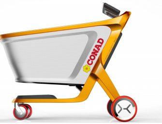 Conad del Tirreno e Tracxpoint lanciano AiC, il carrello con intelligenza artificiale per la spesa senza casse