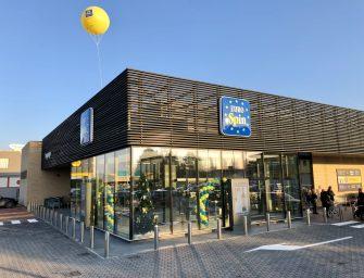 """Eurospin si rifà il look e abbandona il """"vestito"""" giallo blu: debutta il nuovo format a Legnago (Vr)"""