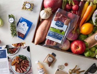 Meal Kit, fenomeno in crisi? In Usa Blue Apron cerca alleanze