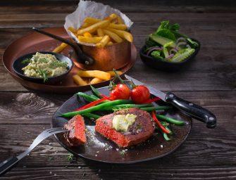 Atlante presenta a Marca il primo filetto 100% vegetale