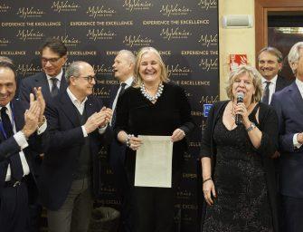 Annabella Donnarumma (Eurogroup-Rewe) vince l'Oscar dell'Ortofrutta Italiana 2019