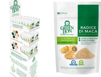 """Green Lion: maca, alga spirulina e altri superfood nella linea di Eurocompany per gli """"healthy-foodies"""""""