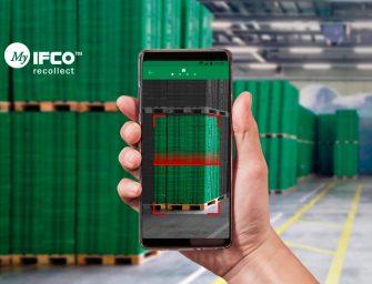 IFCO lancia MyIFCO recollect, la nuova app per la logistica di ritorno