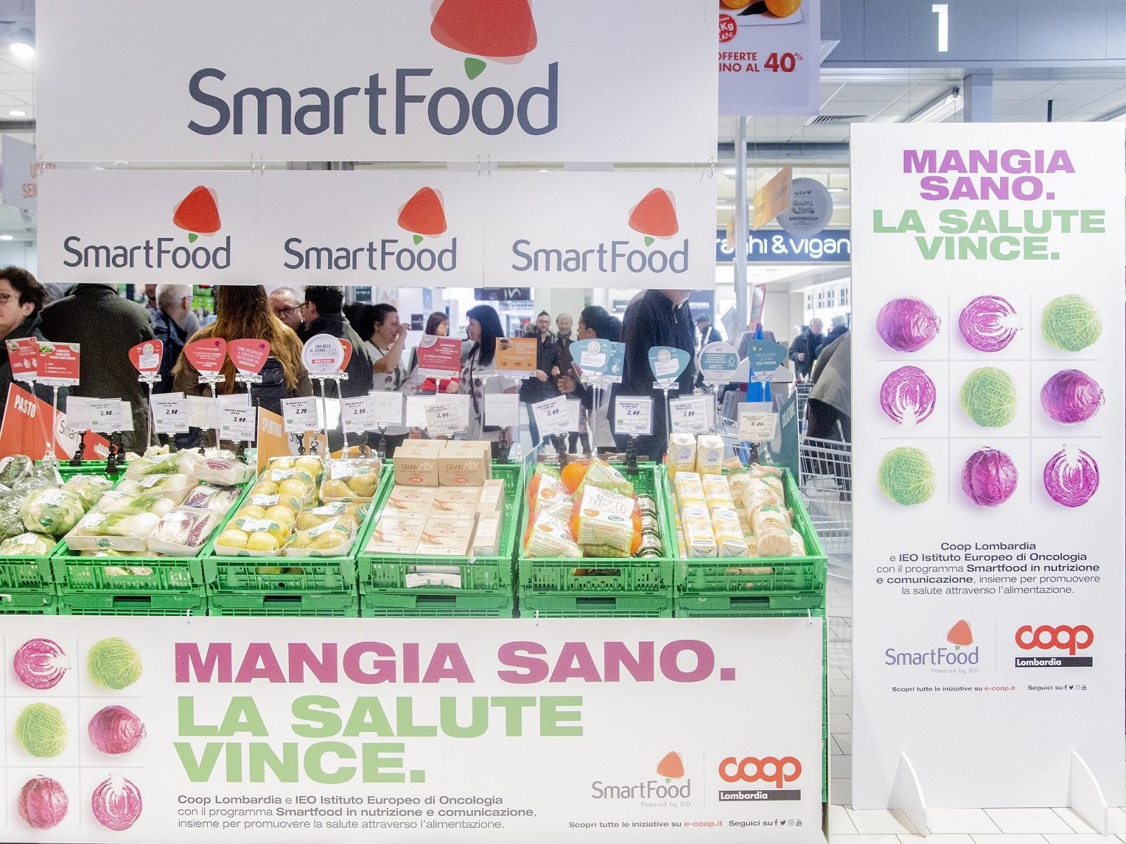 Isole Smartfood Coop Lombardia