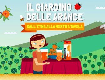 Oranfrizer, il giardino delle arance arriva nelle scuole