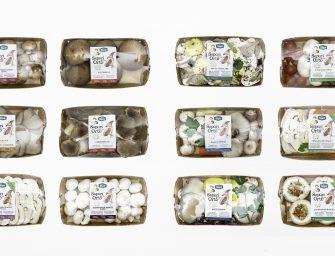 Due novità in casa Sipo: il pack in cartone per la linea funghi freschi e gli spaghetti Veggies
