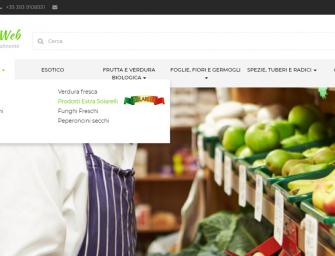 Solarelli, il mercato on-line diventa anche b2b con FruttaWeb Ho.re.ca.