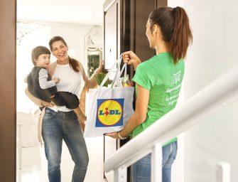 Lidl scommette sull'e-commerce. Spesa a casa in giornata con Supermercato 24, in diverse città