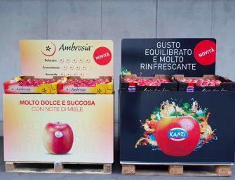 Val Venosta,la grande famiglia delle mele. Novità sul web e nei punti vendita
