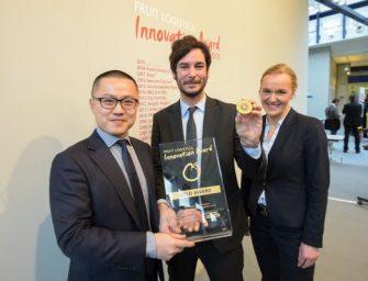 Oro per l'Italia al Fruit Logistica Innovation Award: vince Jingold con il kiwi Oriental Red