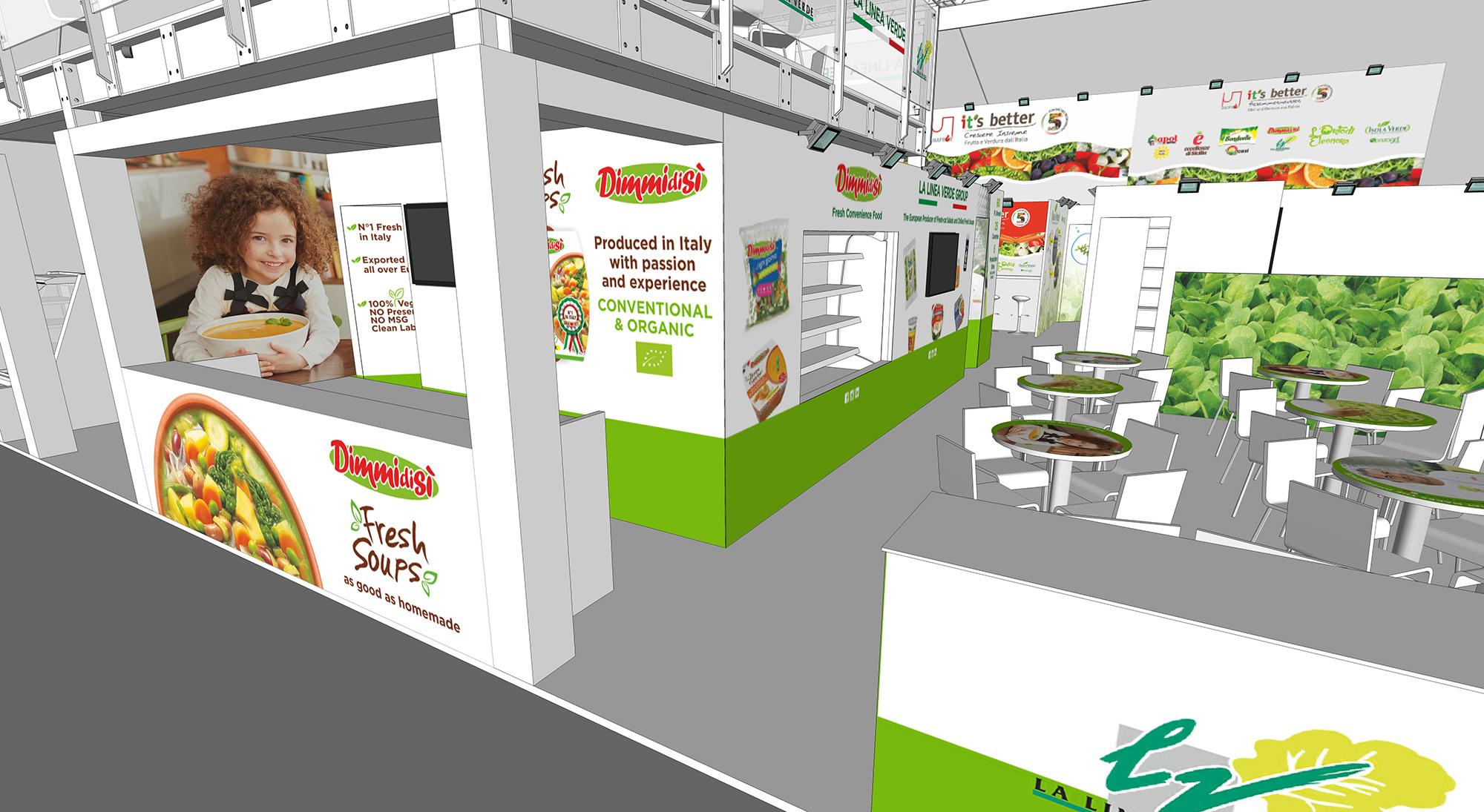 La Linea Verde Fruit Logistica