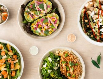 Just Salad, da New York il fast food sano e sostenibile