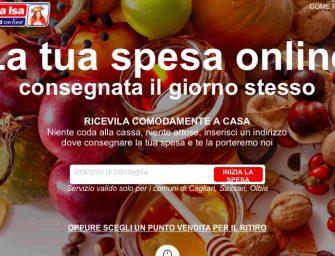 Nonna Isa, la Sardegna sceglie l'eCommerce per la spesa quotidiana
