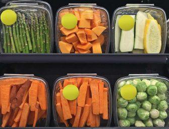 Come il packaging può aiutare a differenziare frutta e verdura?