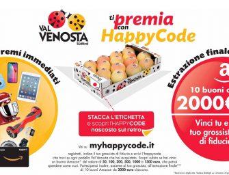 Mela Val Venosta, al via HappyCode: il contest che premia dettagliante e grossista