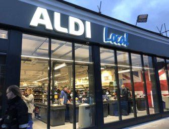 Aldi Local, nasce a Londra lo store urbano di Aldi