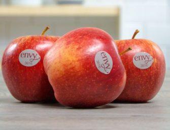Envy, la mela supersweet conquista la Gdo e il canale trade