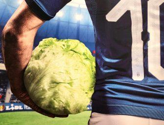 Lidl Italia, partner e fornitore ufficiale di frutta e verdura della Nazionale di calcio