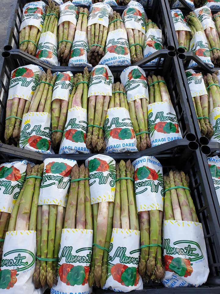 misenate asparago verde
