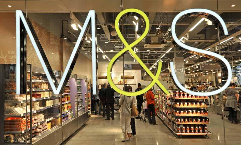 Ocado M&S