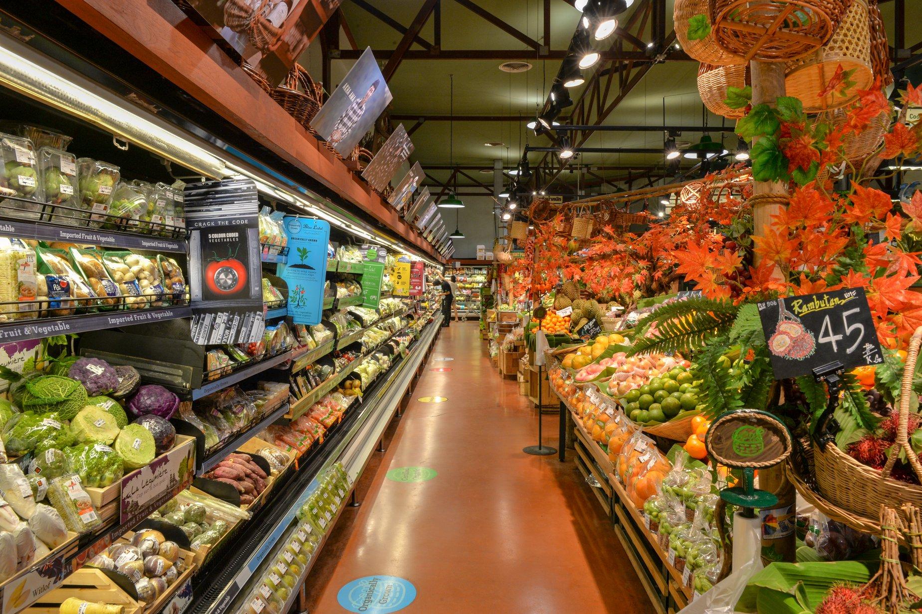 rimping supermercato