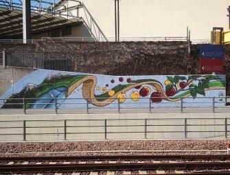 Mela Val Venosta e lo street artist Cibo insieme per il progetto #SavingWalls