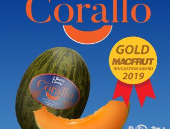 L'Orto di Eleonora, oro al Macfrut Innovation Award 2019 con il Melone Corallo